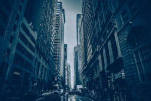 corporate city