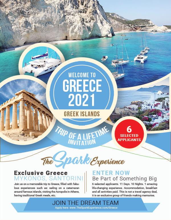 tour of greek islands