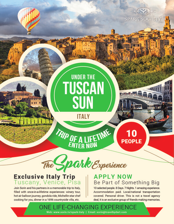 tuscany vacation packages