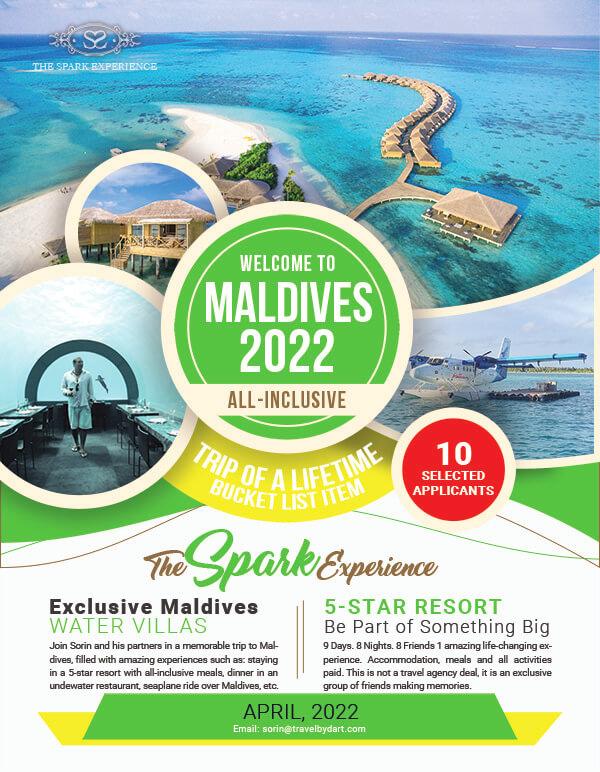 best time to visit maldives